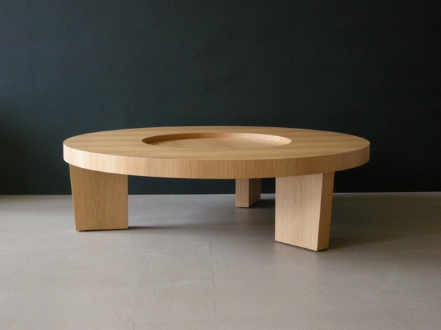Recess Coffee Table