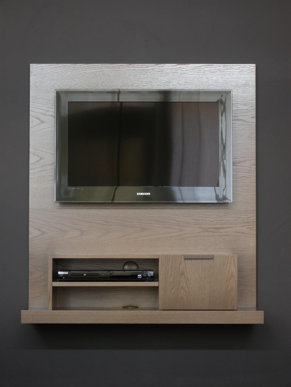 Buat Testing Doang Custom Design Flat Screen Wall Tv