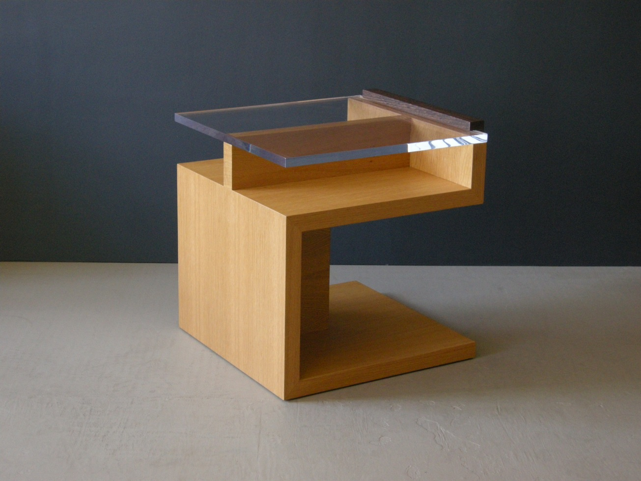 Occasional tables san francisco bay area modern for Side table design