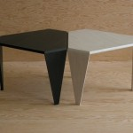 Nimble Tables - Black-White