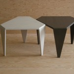 Nimble Tables-White-Gray