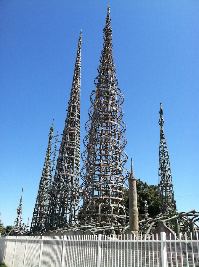 Watts Towers San Francisco Bay Area Modern Furniture