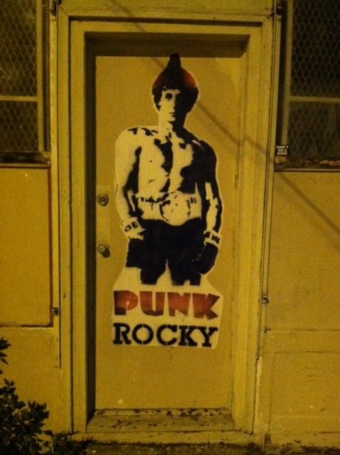 Punk Rocky