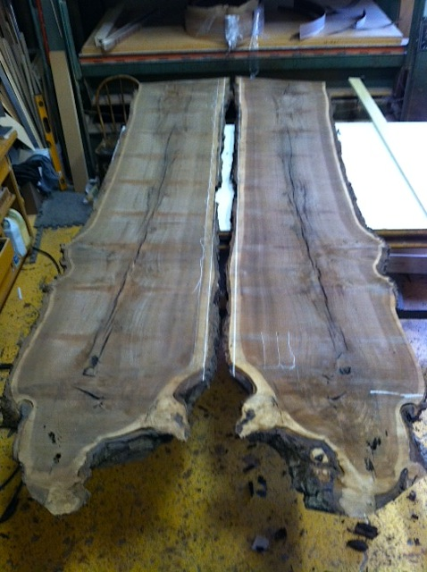 Walnut Slabs 1