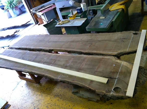 Walnut Slabs 2