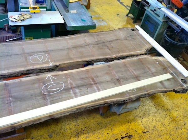 Walnut Slabs 3