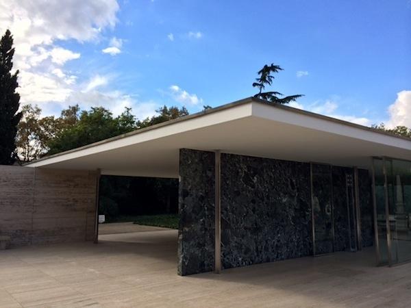 Barcelona Pavilion 2
