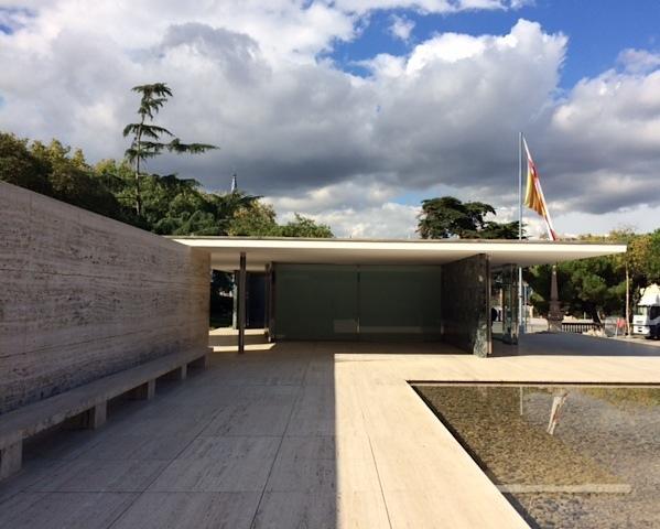 Barcelona Pavilion 3