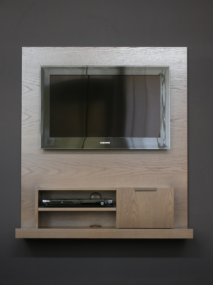 Media Units Jason Lees Design Handcrafted Modern: wall tv console design
